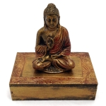 Box with Protection Buddha