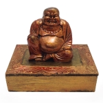 Box with Laughing Buddha