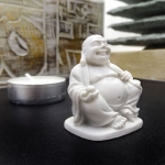 Seated Miniature Buddha with Pearl