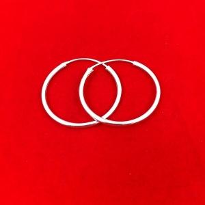 Fine Small Hoop Earrings