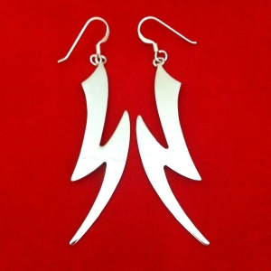 Lightning Bolt Earrings