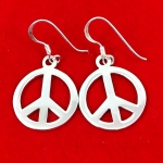 Peace! Earrings