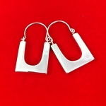 Square Chunky Hoops