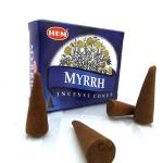 Hem Myrrh Incense Cone