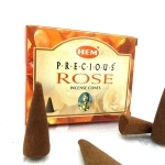 Hem rose  Incense Cone
