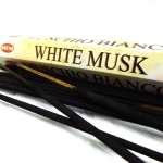 Hem White Musk incense sticks