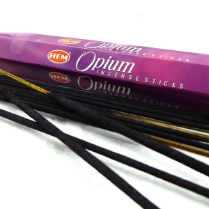 Hem Opium incense sticks