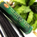 Hem Night Queen incense sticks