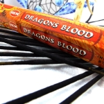Hem Dragon's Blood incense sticks