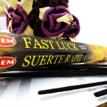 Hem Fast Luck incense sticks