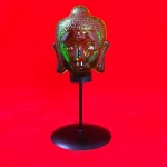 Buddha Head T-Light Holder