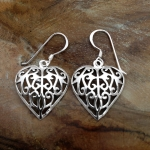 Heart Shaped Filigree