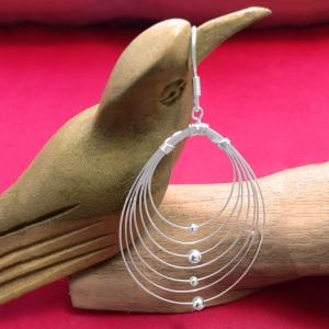Multi-wire Oval Hoop