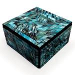 Mosaic Box - Turquoise
