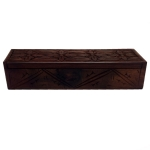 Long wooden Flower box