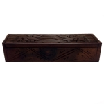 Long wooden Elephant box
