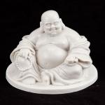 Buddha with beads