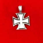 Iron Cross Pendant