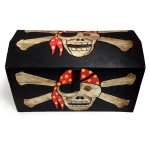 Pirate Treasure Chest (44.5cm wide)