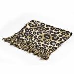 Leopard print sarong