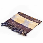 Purple band sarong