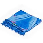 Blue Tie-Dyed sarong