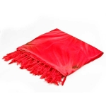 Red Tie-Dyed sarong