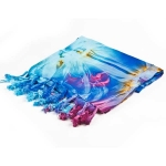 Rainbow Tie-Dyed sarong