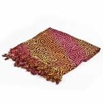 Brown Squares sarong
